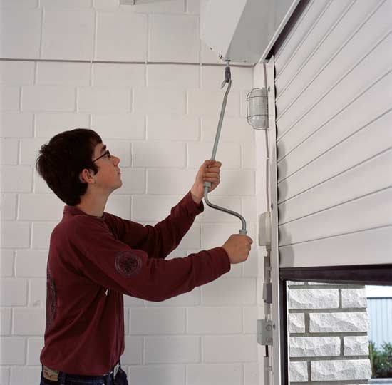 Manual Operation Roller Shutters Roller Shutters Adelaide