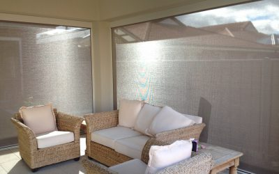 Outdoor Blinds Can Help You Enjoy Your Outside Area