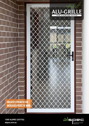 alu grille security doors adelaide